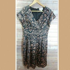 🌹 VTG Gorgeous Vintage Dress